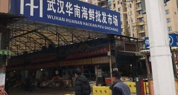 武汉爆发新冠肺炎