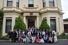 墨尔本中国留学生遭无端袭击,总领事馆发布警告(组图)