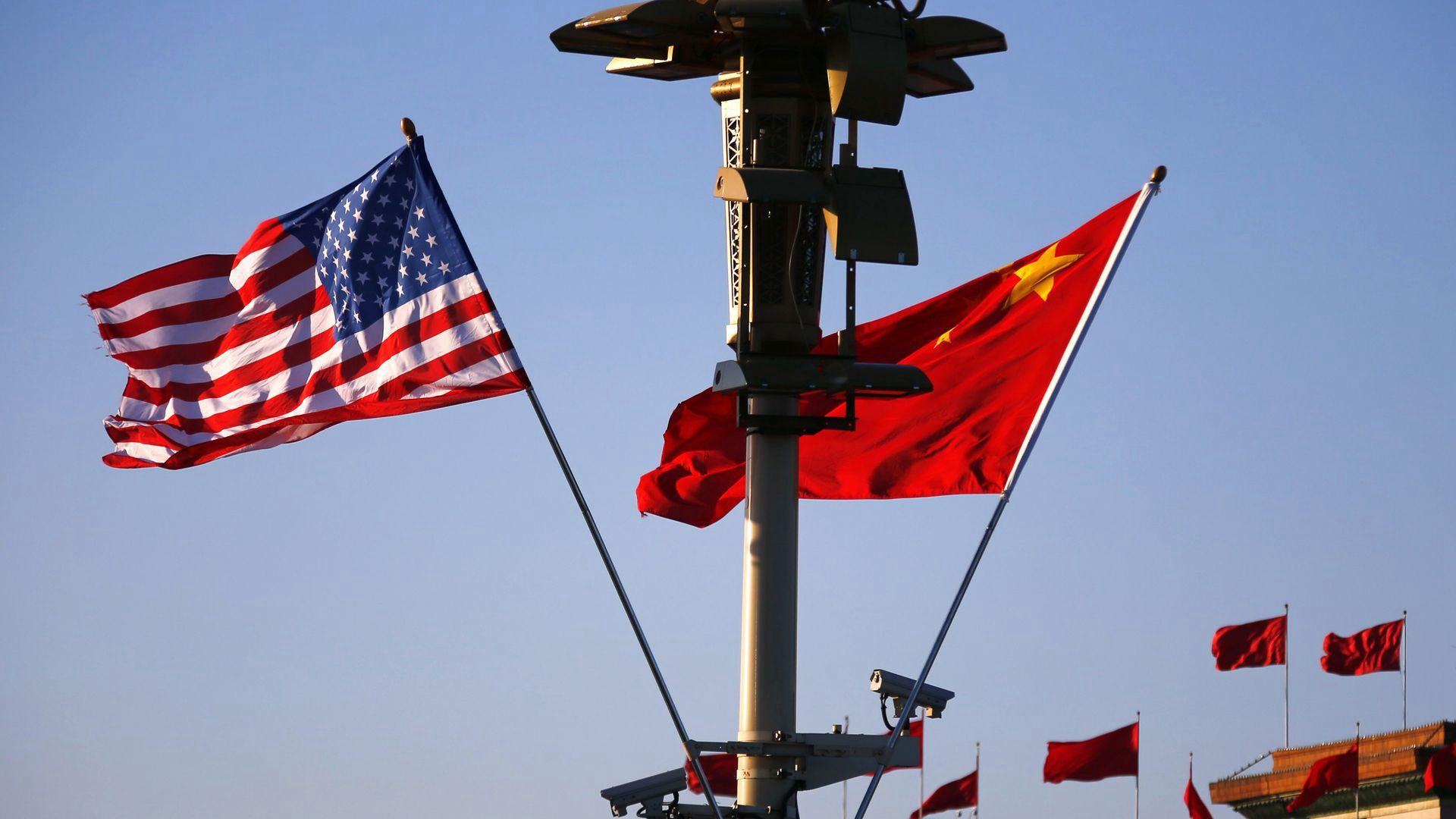 中美关系如今仍没有理顺,北京期待华盛顿能够以合作为主基调。(路透社)