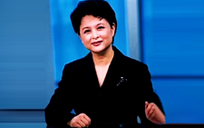 """央视""""铁面美人""""肖晓琳,因癌症客死美国,遗言给人敲响警钟(组图)"""