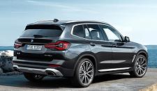 2022款BMW X3序列扩充年内上市
