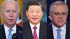 分析:澳核潜艇交易暗示将与中国摊牌 但西方准备好了吗?(图)