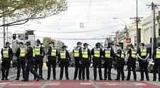 全澳多城反封锁游行,示威者与警方冲突,数百人被捕