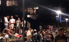 """恐引发""""超级传播""""事件!悉尼东区海滩人群聚集,现场垃圾满地(组图)"""