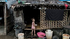 缅甸疫情和政局不稳,民众挨饿抵抗军政府(组图)