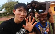 """靠自己实现留学梦,23岁中国小伙来澳狂赚37万人民币!有惊无险,岛民生活成""""高光时刻""""(视频/图)"""