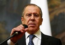 不满8代表团成员遭驱逐 俄罗斯外长:下月全面暂停在北约活动(图)