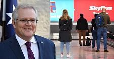 莫里森:最早下月批准留学生及技术移民入境澳洲