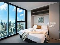 Melbourne City One Bedroom Apartment For Rent
