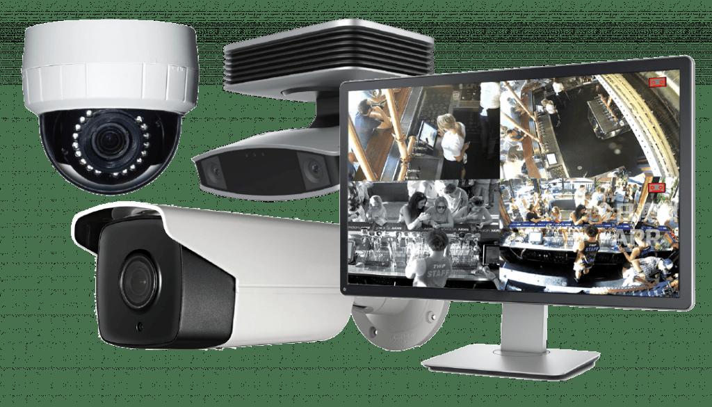 持牌报警Alarm监控CCTV可视门铃门禁系统NBN网络和布线