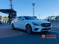 2015 MercedesBenz CLSClass CLS250 CDI Auto