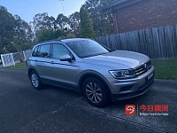 Volkswagen 2017年 Tiguan 14T 自动