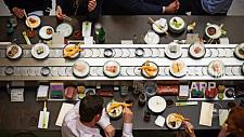 北区海滩知名寿司 Sushi Train 店 生意出售