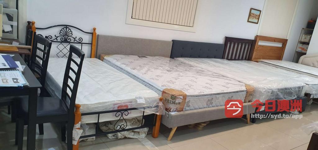South Granville 全新近新家具床架床垫
