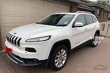 2016 Jeep Cherokee Limited 4x4 9 Sp Automatic 4d Wagon