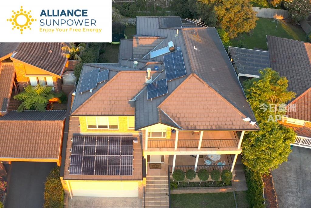 专业优质太阳能安装世界一线品牌6 6kw特价首付500