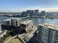 Rhodes    中介勿扰  小三房整租 全水景高层安保公寓