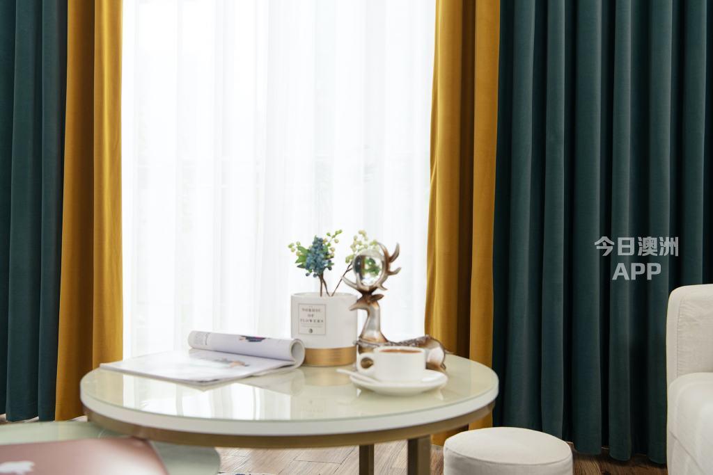 Curtain Palace 生活美学殿堂 布艺窗帘卷帘免费上门报价挑选布料