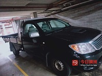 Toyota 2006年 Hilux 工具车出售