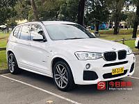 超低公里数2015 BMW X3 Xdrive 20i 全保养送一年rego