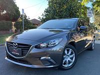 极品车况 经济实用 2014年Mazda 3 Neo  5万8公里 免费三年保修