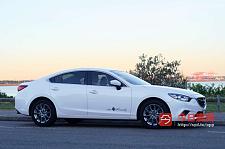 回国售 马自达 Mazda 6 MY2014 22T turbo diesel 自动