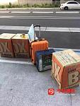 行李寄存 上门打包 行李寄回国 一条龙服务安全快捷 经济实惠