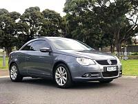 C1认证车源 09年 VW EOS 7万7kms 高性价比