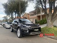 Land Rover 2016年揽胜 极光 20柴油 自动