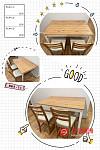二手餐桌椅 免费送货安装 陆续更新中