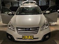 出售2013 SUBARU OUTBACK 25I MY13 4D WAGON MPFI 25L 4 CVT