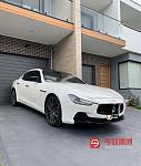 2014 Maserati ghibli 玛莎拉蒂