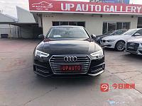 MY18 Audi A4 汽油高配 低公里 完美车况 市场最优价