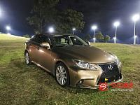 Lexus is250 25L 自动 MY11