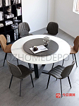 全新高档餐桌椅套装