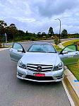 奔驰柴油双门跑车 C250 CDI Coupe