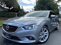 极品车况 一手车主 13年 高配Mazda 6 Touring  8万5公里 免费三年保修