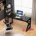 全新书桌  带书架书桌  加长书桌 厂家直销价格