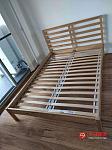 卖双人床单人床特硬床垫餐桌椅子台灯电风扇取暖器NBN路由器床围栏