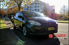 Ford 2013年 Focus 20L  自动 八万公里  车况极好 一整年Rego保险