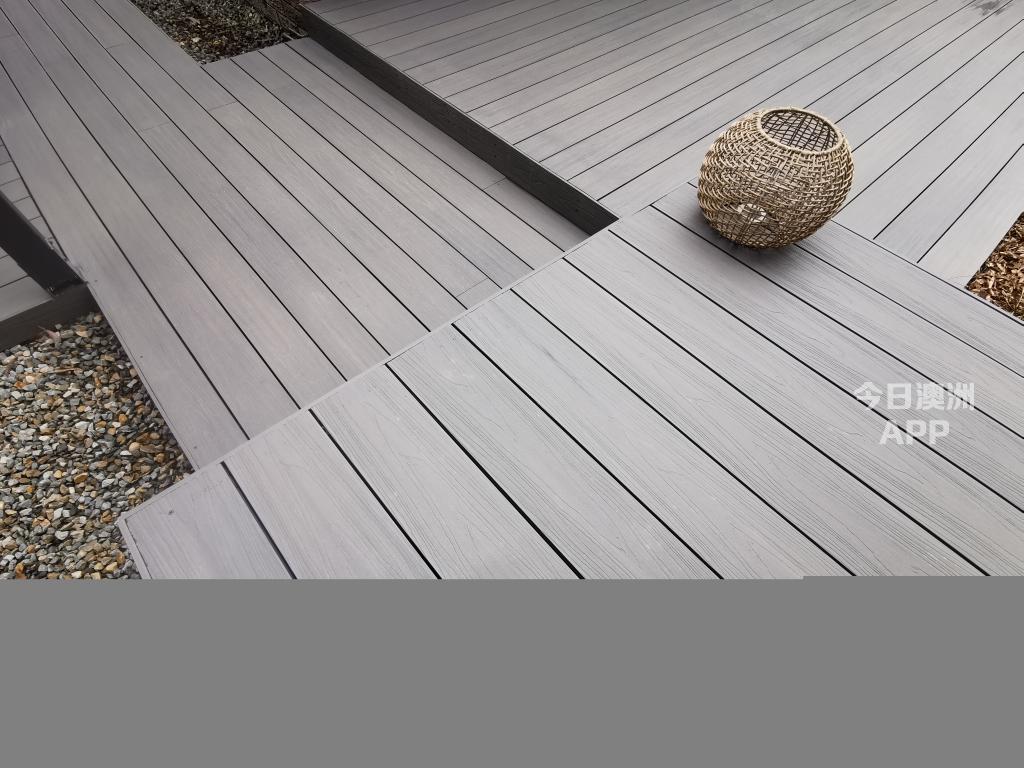 WoodEvo 木塑塑木地板户外deck 为澳洲家庭打造的高科技户外地板