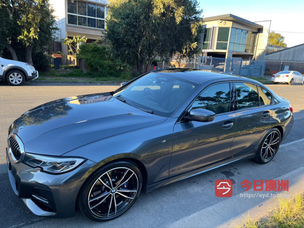 BMW 2020年 330i 自动