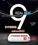 电视盒子官方中文电视安博盒子9代澳洲终身免费看中文电视伴侣神器