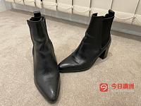 各种名牌全真皮短靴踝靴便宜出