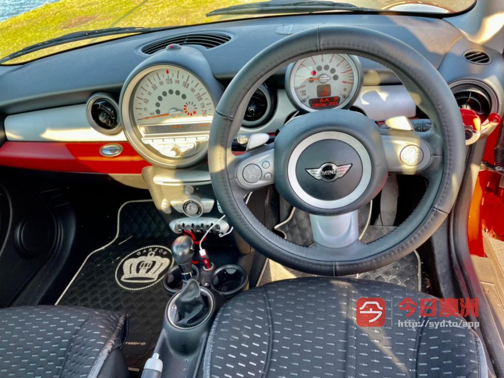 MINI Cooper Red 2008年  16T 自动