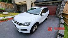 降价Volkswagen 2013年 Touareg 30T Rego 2022年4月