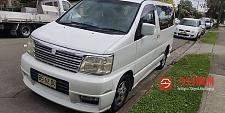 Nissan 2000年 Elgrand 30L 自动
