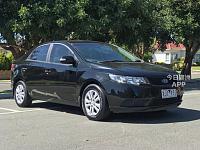 C1认证车源 09年 KIA Cerato 11万9kms 保值率高
