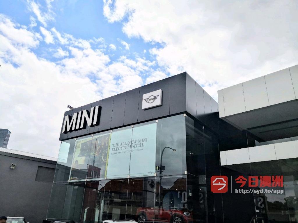 Parramatta Mini 4S店 悉尼最大的MINI专卖店