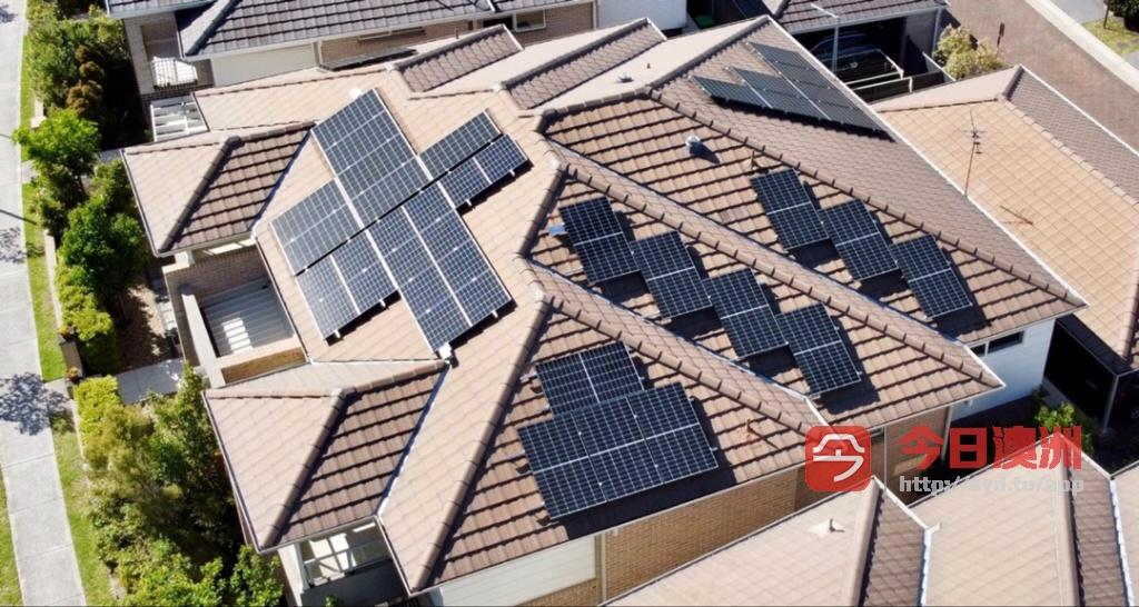 太阳能发电系统安装 实惠省心又省钱澳洲政府新能源补贴约3400或更多